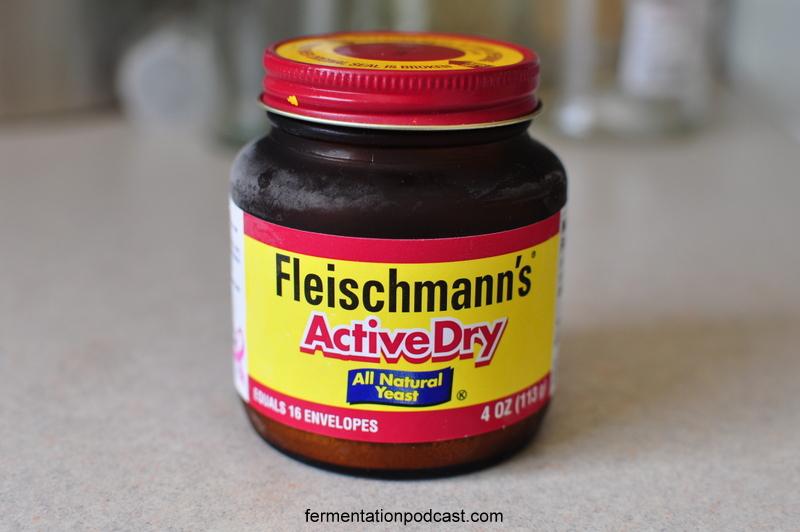 Fleishmann's yeast