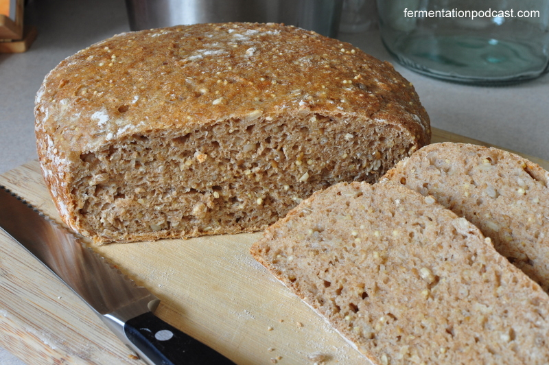 No-knead bread recipe