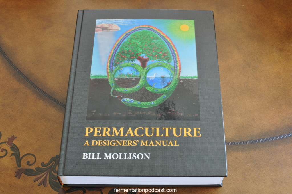 Permaculture Designers Manual by Bill Mollison