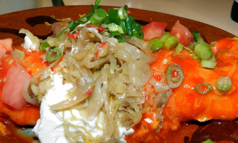 Mark Campbell's Taco Kraut Sauerkraut Recipe
