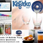 Kefirko Team Interview on The Fermentation Podcast