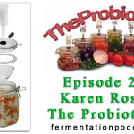 Episode 23 - Karen Ross of The Probiotic Jar